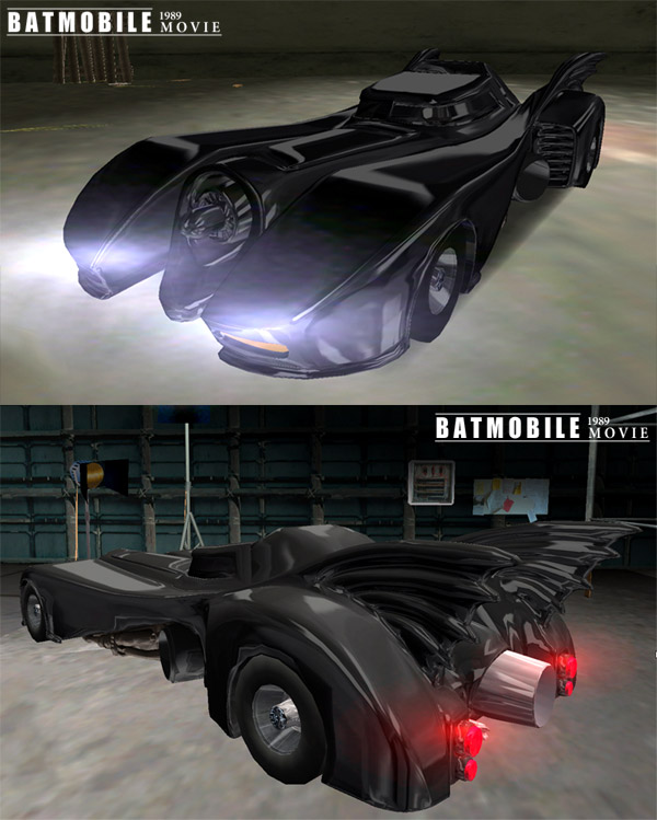 Gta Vice City Batman Car Welcome To Arsalan Website